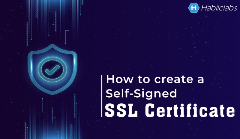 How to create a Self-Signed SSL Certificate