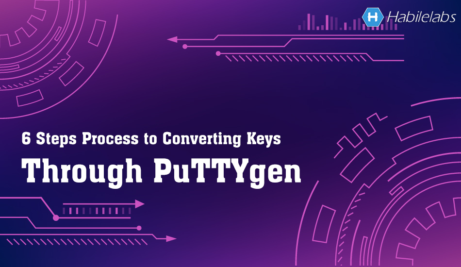 Steps Process to Converting Keys