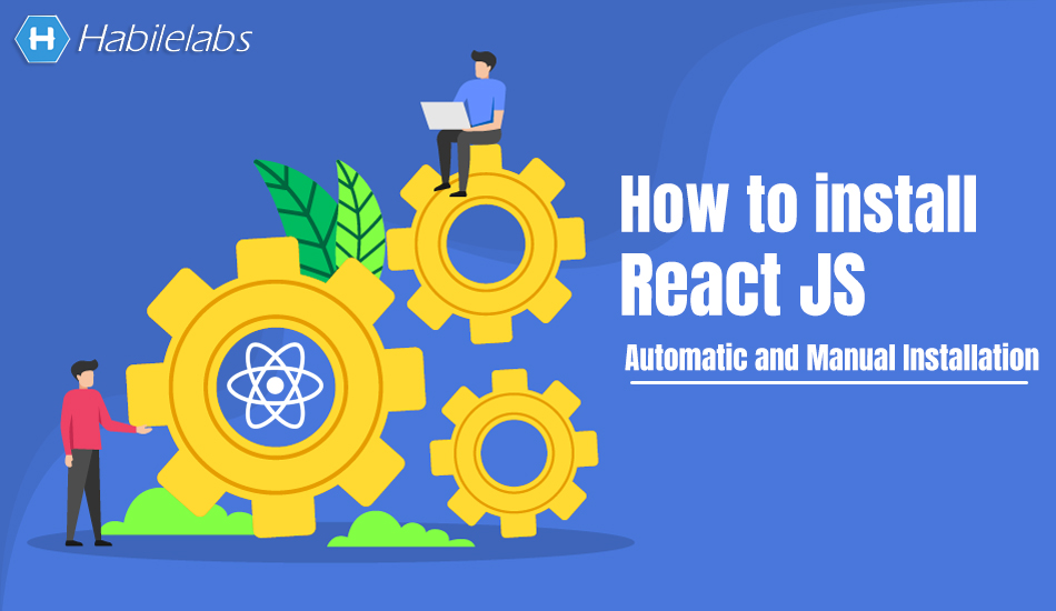 how to install react js