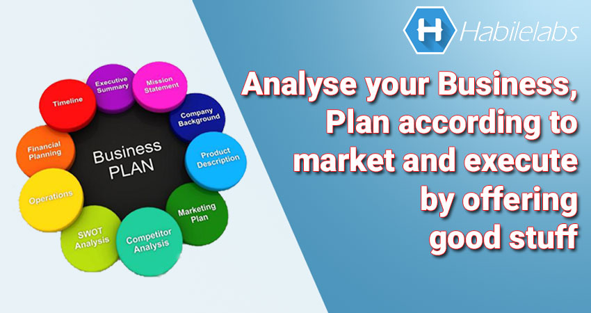 analyse and plan your business