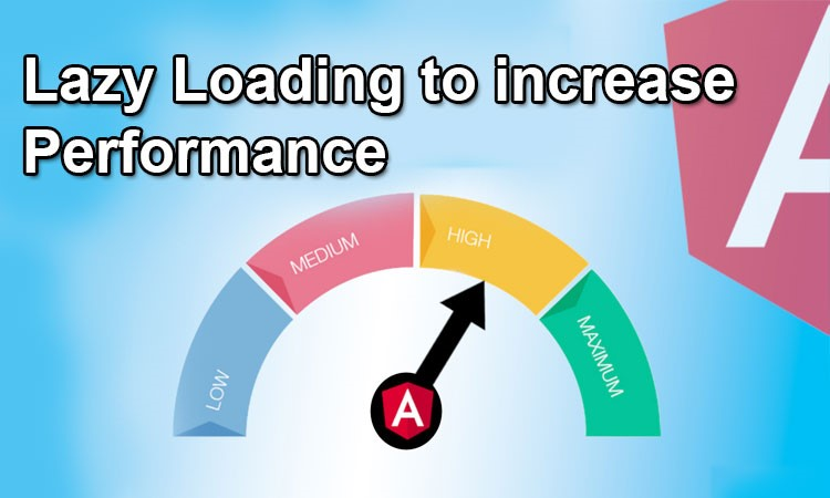 lazy loading for performance increase