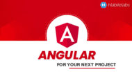 Ingenious reasons to select Angular for your next project