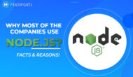 Why most of the companies use Node