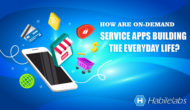 How are On-Demand service apps building the everyday life