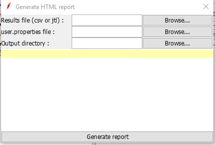Generate Report with Tool